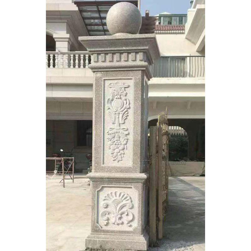 石材圆柱6