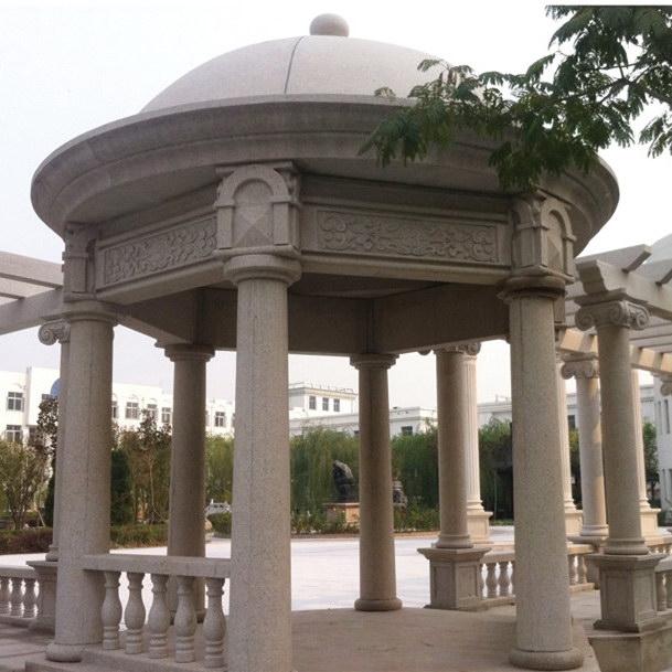石材圆柱2